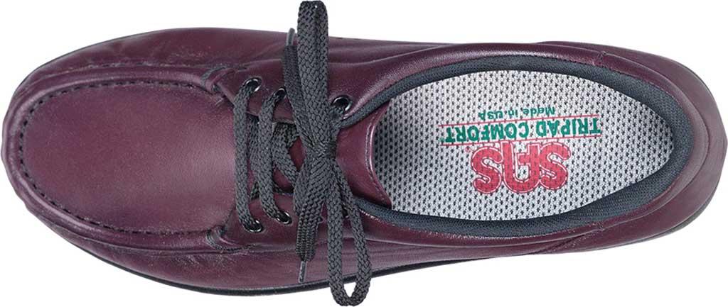 Women's SAS Take Time Moc Toe Walking Shoe, , large, image 3