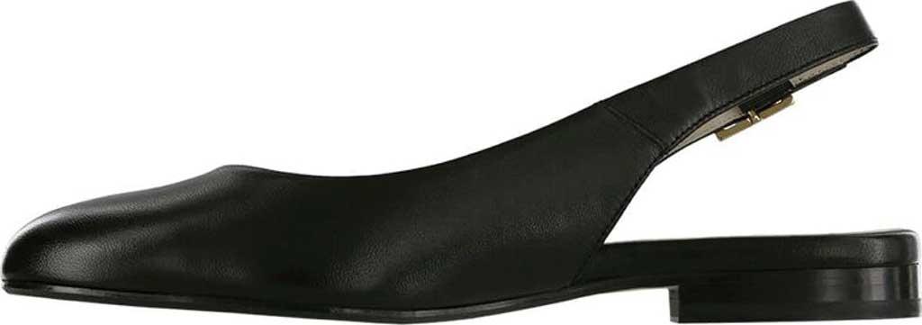 Women's SAS Chloe Slingback, Black Leather, large, image 2