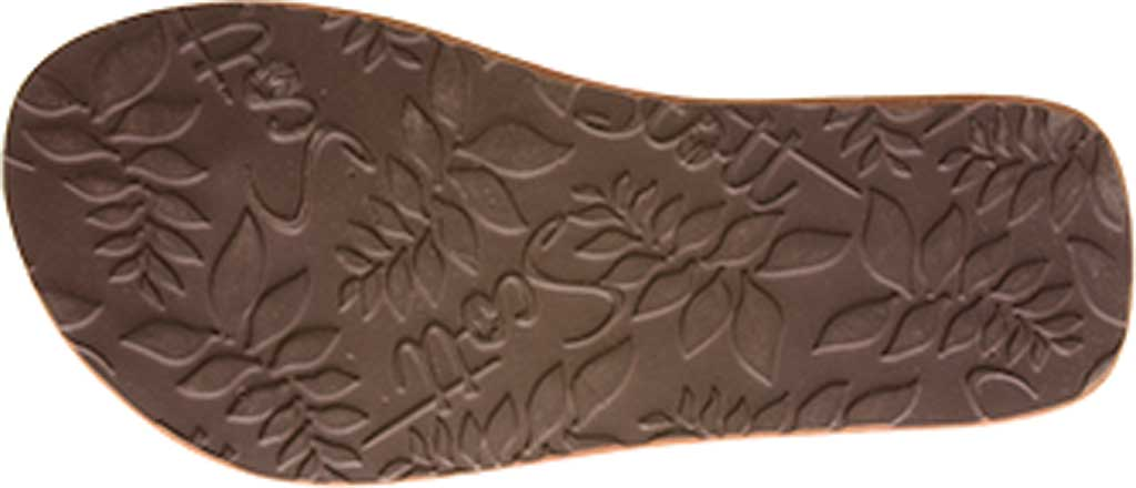 Children's Scott Hawaii Hoku Flip Flop, Gold, large, image 4
