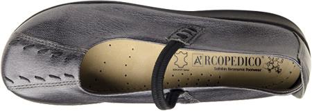 Women's Arcopedico Shawna, Pewter Leather, large, image 6