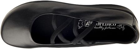 Women's Arcopedico Vegas, Black Leather, large, image 2