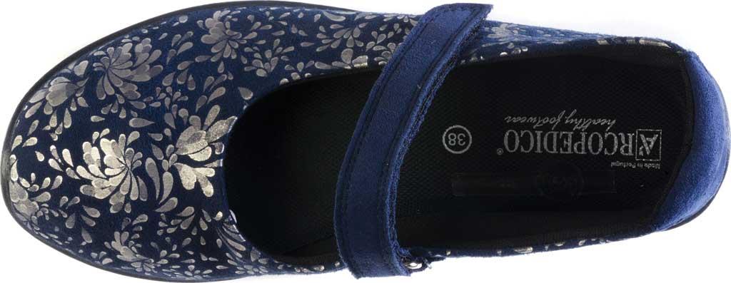 Women's Arcopedico L45, Black Flare Lytech, large, image 3