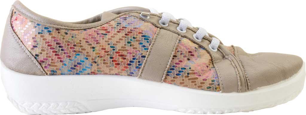 Women's Arcopedico Leta Water Resistant Sneaker, Taupe Arroyos Lytech, large, image 2