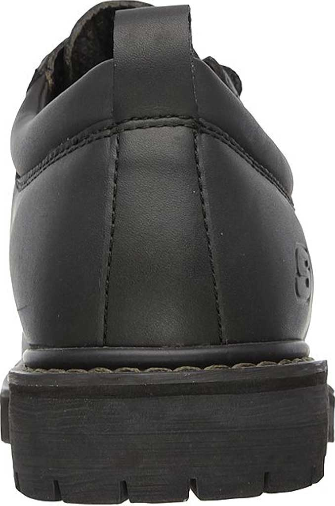Men's Skechers Tom Cats Oxford, Black Oily Leather, large, image 4