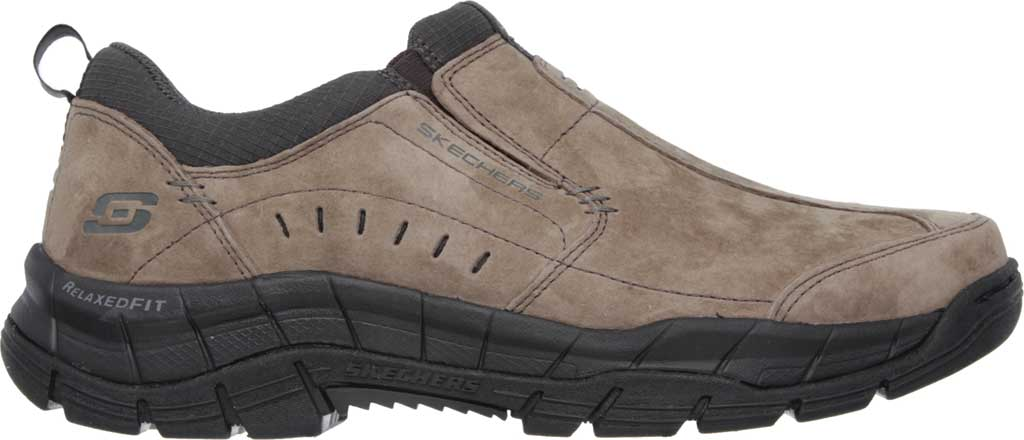 Men's Skechers Relaxed Fit Rig Mountain Top, Brown, large, image 2