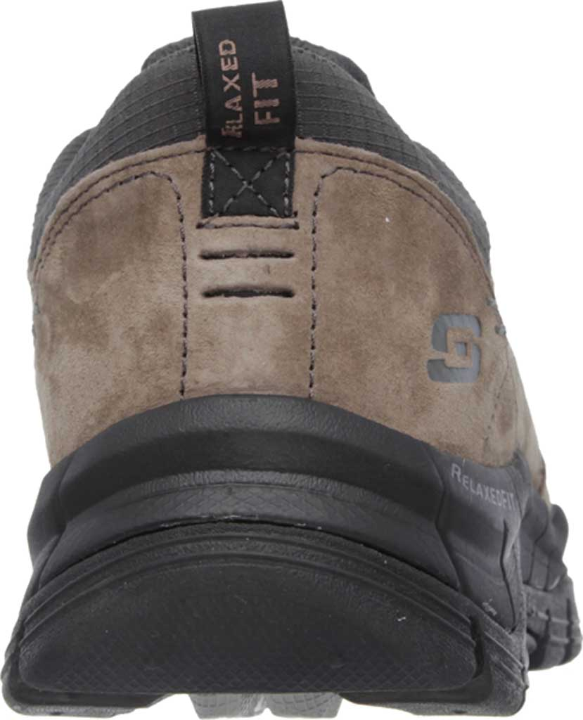 Men's Skechers Relaxed Fit Rig Mountain Top, Brown, large, image 4