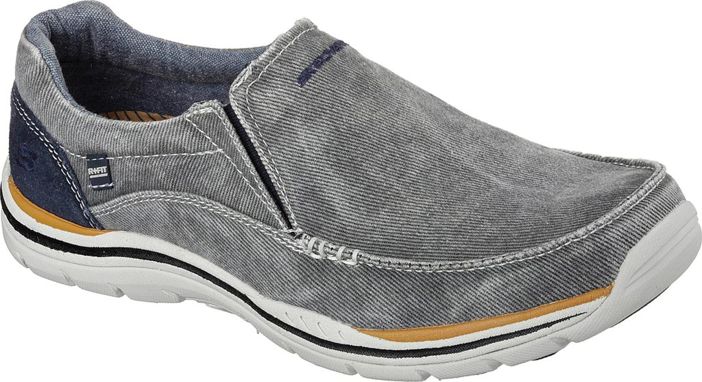 Men's Skechers Relaxed Fit Expected Avillo, Blue, large, image 1