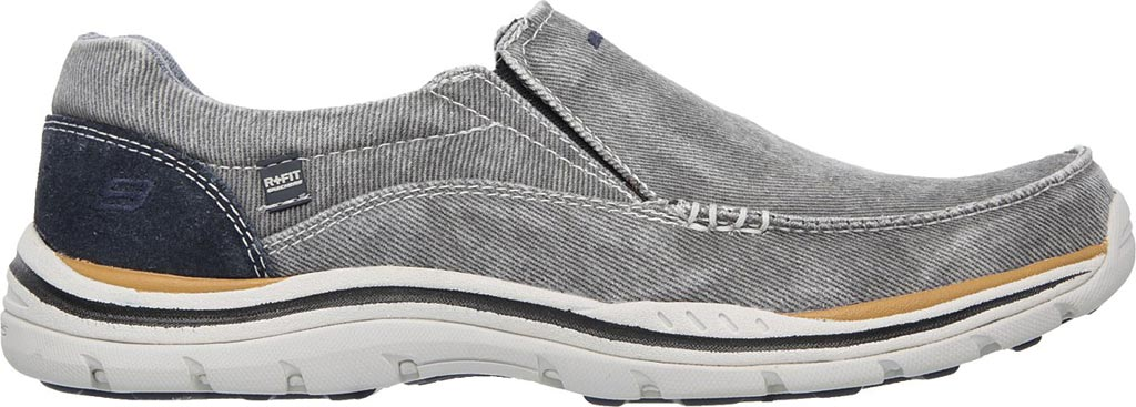 Men's Skechers Relaxed Fit Expected Avillo, Blue, large, image 2