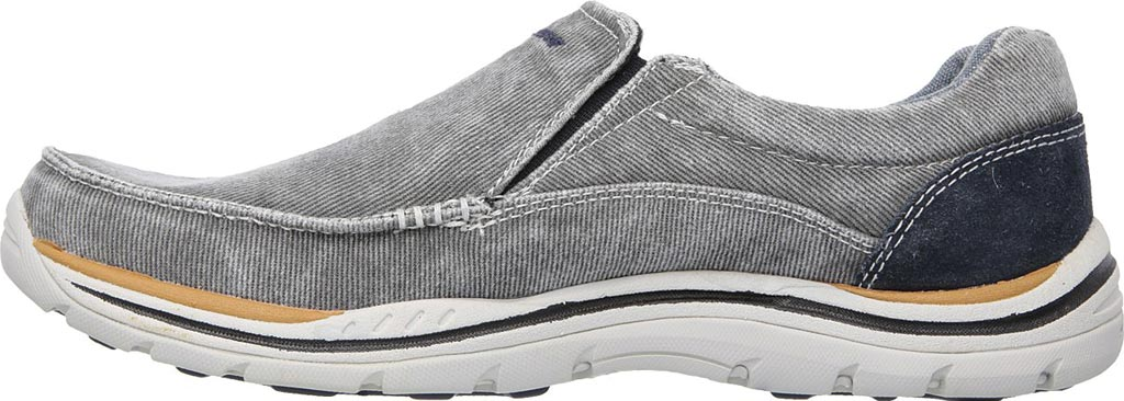 Men's Skechers Relaxed Fit Expected Avillo, Blue, large, image 3