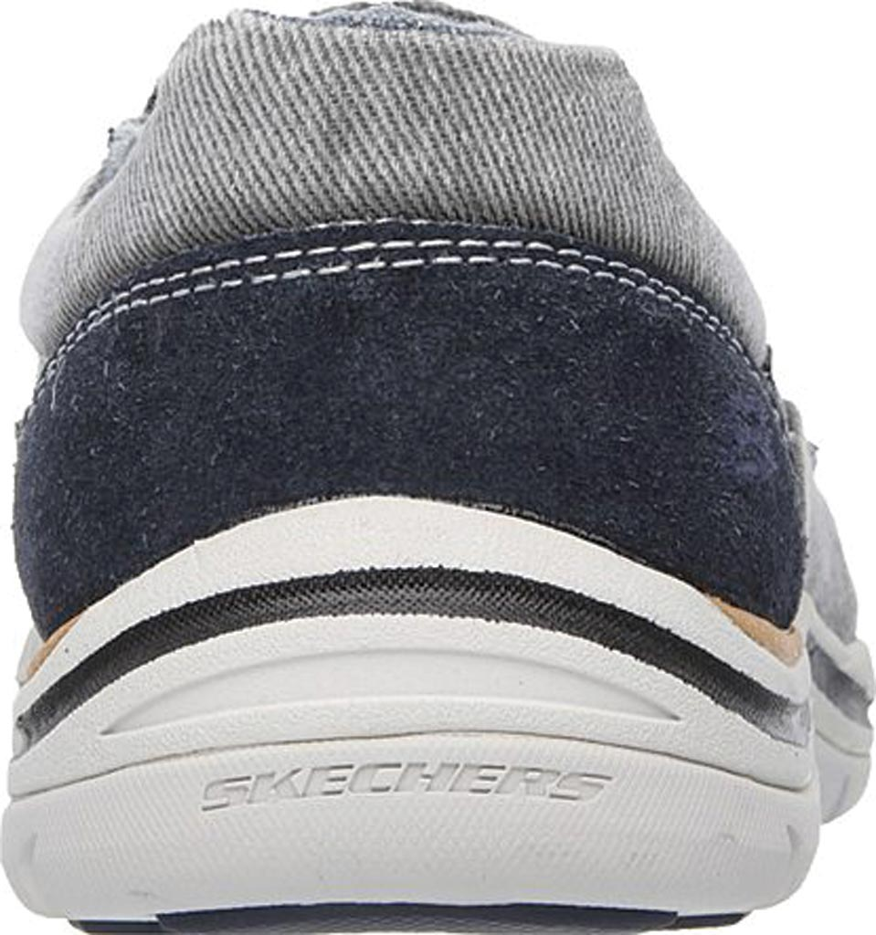 Men's Skechers Relaxed Fit Expected Avillo, Blue, large, image 4