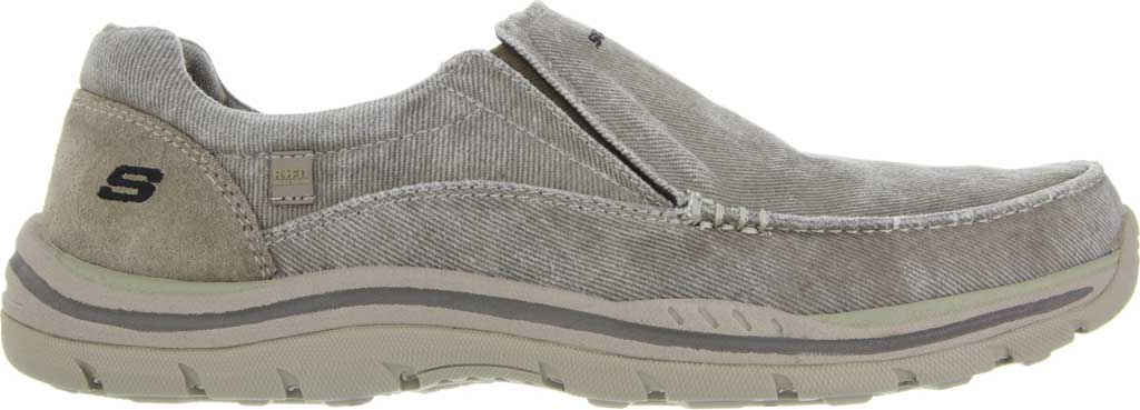 Men's Skechers Relaxed Fit Expected Avillo, Khaki, large, image 2