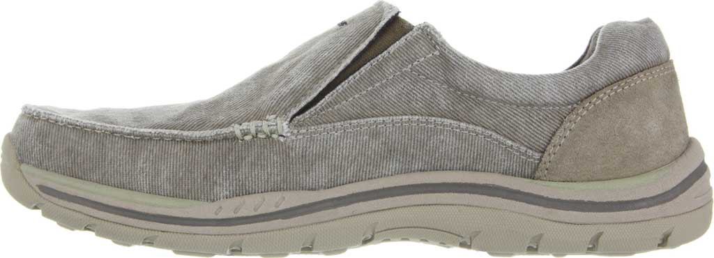 Men's Skechers Relaxed Fit Expected Avillo, Khaki, large, image 3