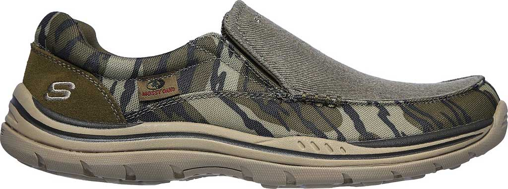 Men's Skechers Relaxed Fit Expected Avillo, Camouflage, large, image 2
