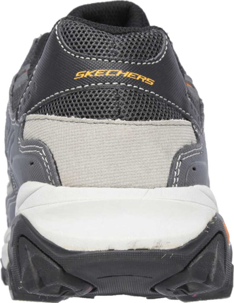 Men's Skechers After Burn Memory Fit Cross Trainer, Charcoal/Gray, large, image 4