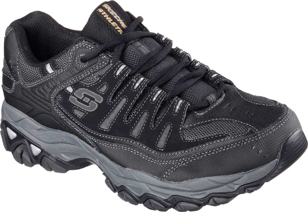 Men's Skechers After Burn Memory Fit Cross Training Shoe, , large, image 1