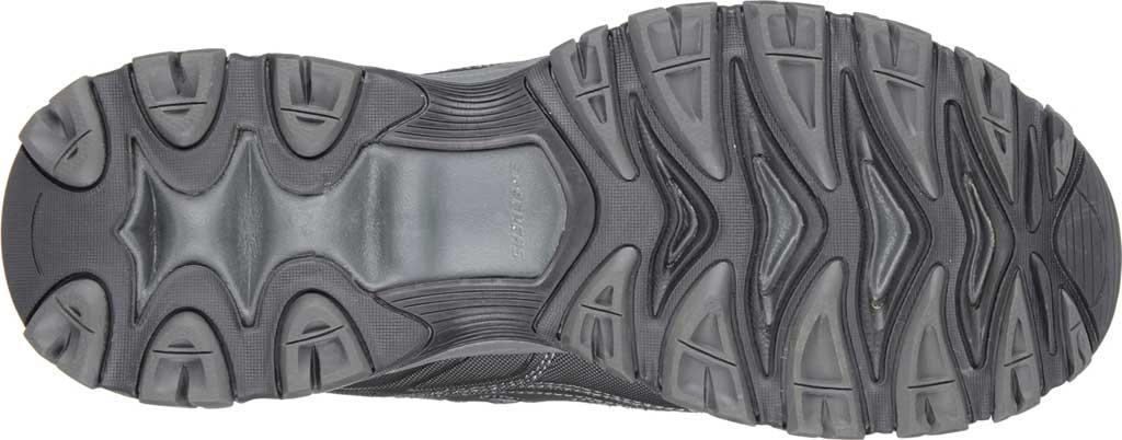 Men's Skechers After Burn Memory Fit Cross Trainer, Black/Charcoal, large, image 6
