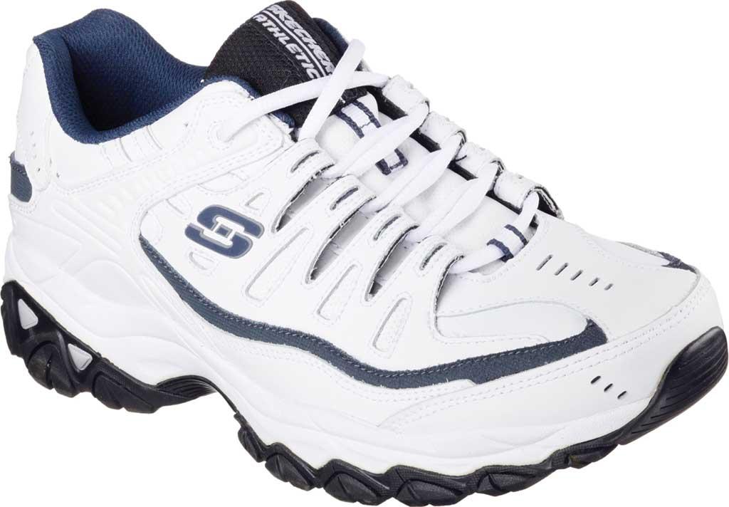 Men's Skechers After Burn Memory Fit Reprint Training Shoe, , large, image 1