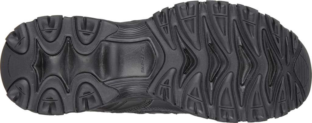 Men's Skechers After Burn Memory Fit Reprint Training Shoe, Black, large, image 6