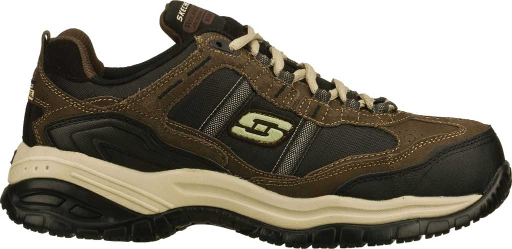 Men's Skechers Work Relaxed Fit Soft Stride Grinnell CT Shoe, , large, image 2