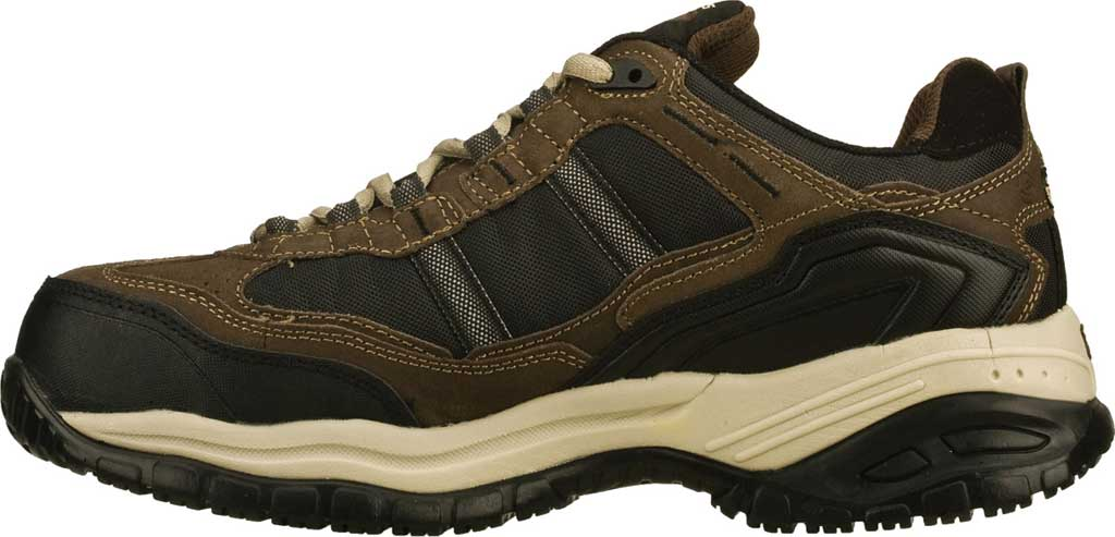 Men's Skechers Work Relaxed Fit Soft Stride Grinnell CT Shoe, , large, image 3