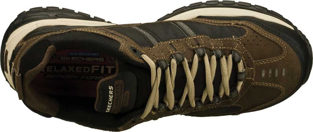 Men's Skechers Work Relaxed Fit Soft Stride Grinnell CT Shoe, , large, image 5