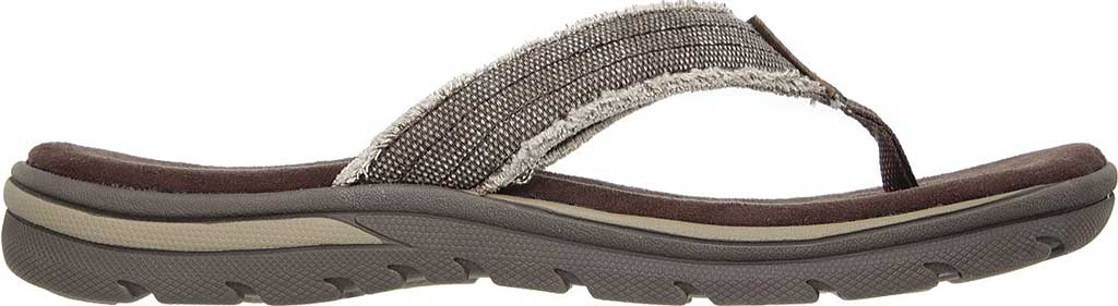 Men's Skechers Relaxed Fit Supreme Bosnia, Chocolate, large, image 2