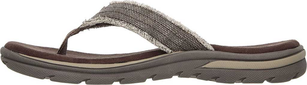 Men's Skechers Relaxed Fit Supreme Bosnia, Chocolate, large, image 3