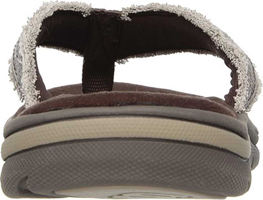 Men's Skechers Relaxed Fit Supreme Bosnia, Chocolate, large, image 4