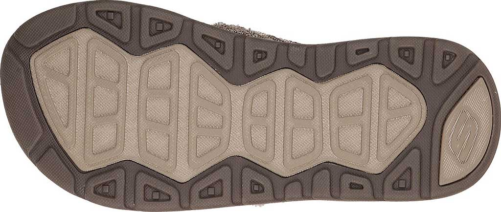 Men's Skechers Relaxed Fit Supreme Bosnia, Chocolate, large, image 6