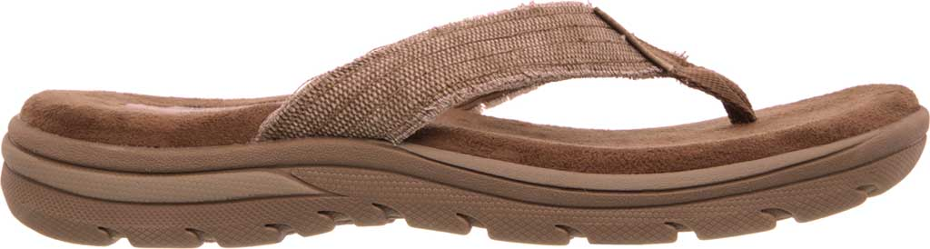 Men's Skechers Relaxed Fit Supreme Bosnia, Natural, large, image 2