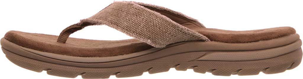 Men's Skechers Relaxed Fit Supreme Bosnia, Natural, large, image 3