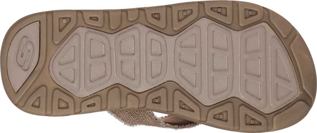 Men's Skechers Relaxed Fit Supreme Bosnia, Natural, large, image 6