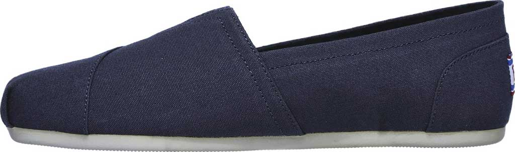 Women's Skechers BOBS Plush Peace and Love, Dark Navy, large, image 3
