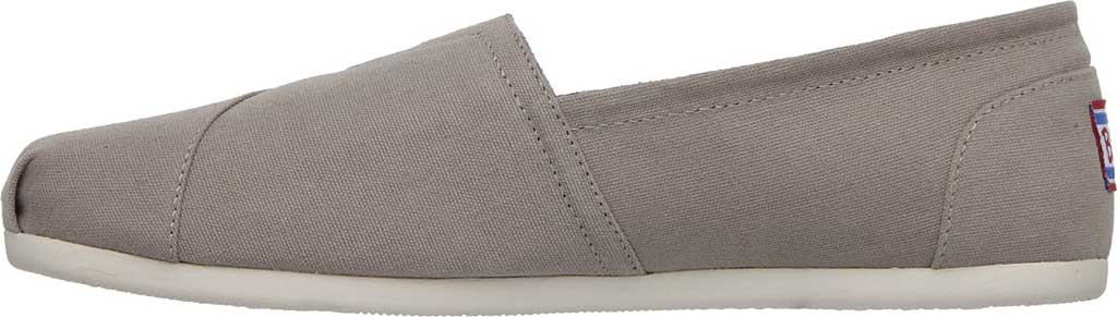 Women's Skechers BOBS Plush Peace and Love, Taupe, large, image 3