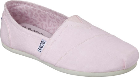 Women's Skechers BOBS Plush Peace and Love, Light Pink, large, image 1