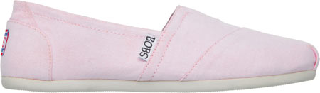 Women's Skechers BOBS Plush Peace and Love, Light Pink, large, image 2