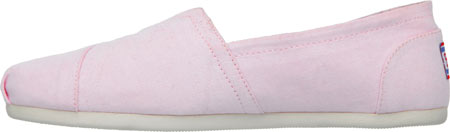 Women's Skechers BOBS Plush Peace and Love, Light Pink, large, image 3