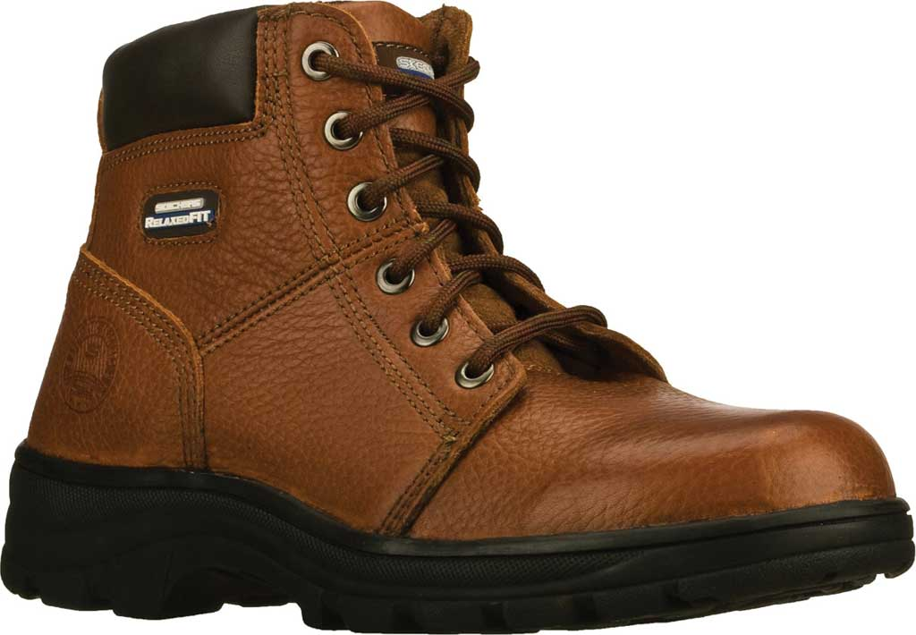 Men's Skechers Work Relaxed Fit Workshire Condor, , large, image 1