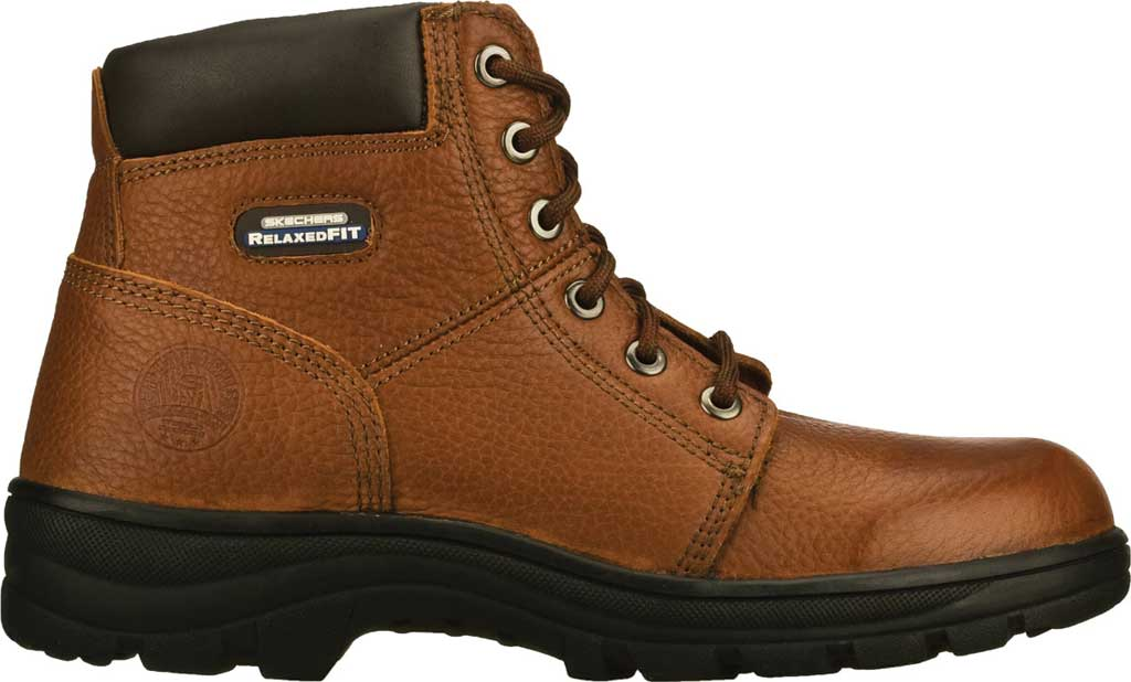 Men's Skechers Work Relaxed Fit Workshire Condor, , large, image 2