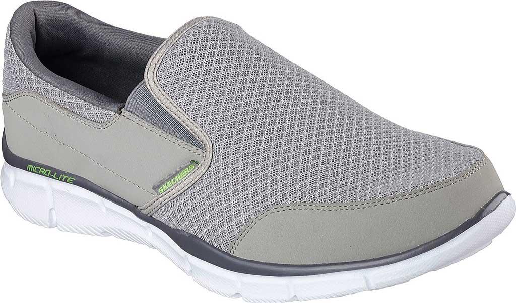Men's Skechers Equalizer Persistent, Gray, large, image 1