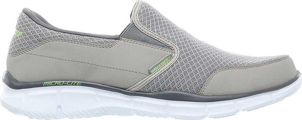 Men's Skechers Equalizer Persistent, Gray, large, image 2