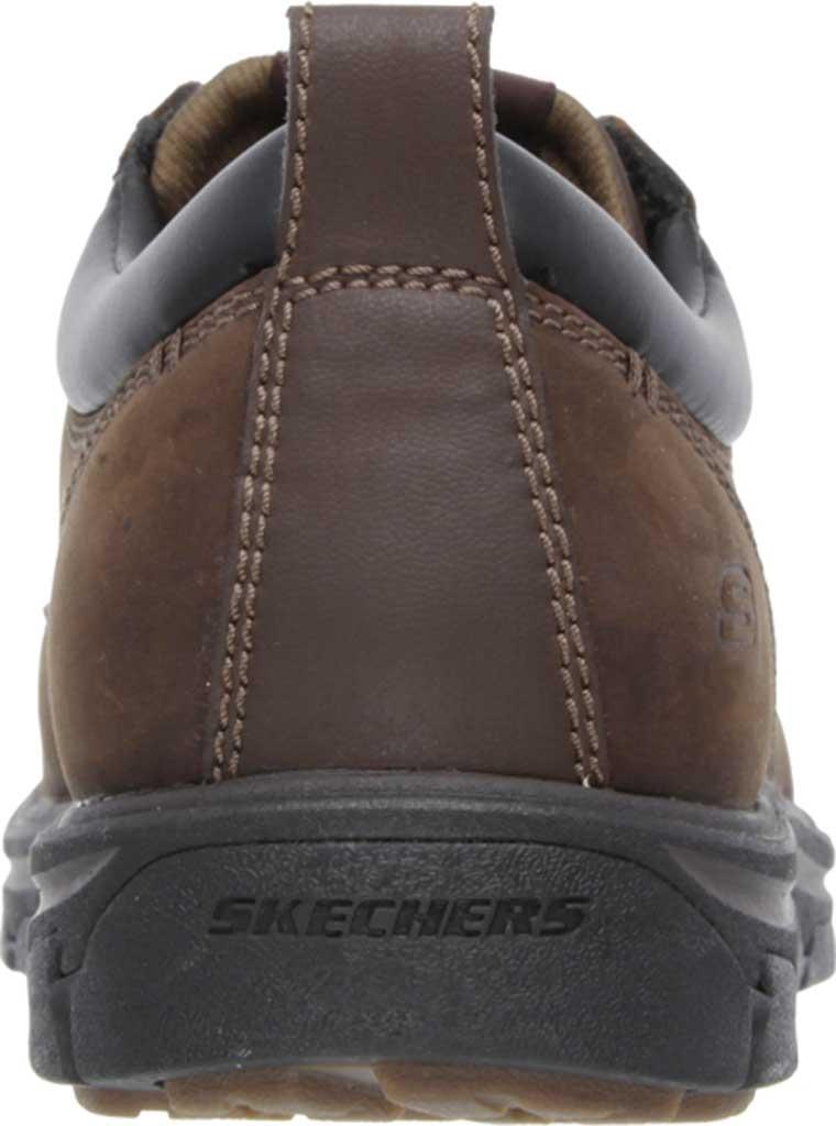 Men's Skechers Relaxed Fit Segment Rilar, Brown, large, image 4