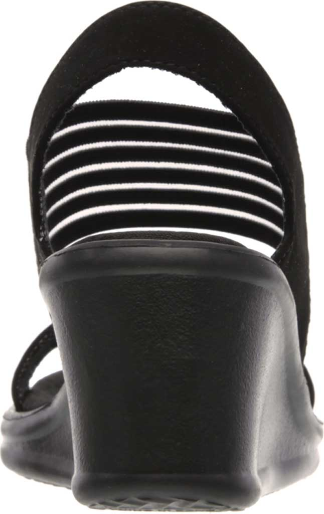 Women's Skechers Rumblers Sci Fi, Black, large, image 4