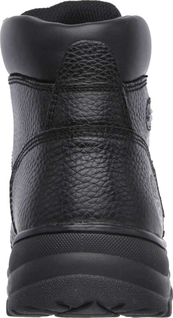 Women's Skechers Work Relaxed Fit Workshire Fitton, Black, large, image 4