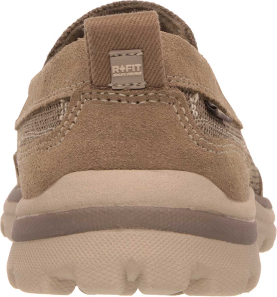 Men's Skechers Relaxed Fit Superior Milford, Light Brown, large, image 4