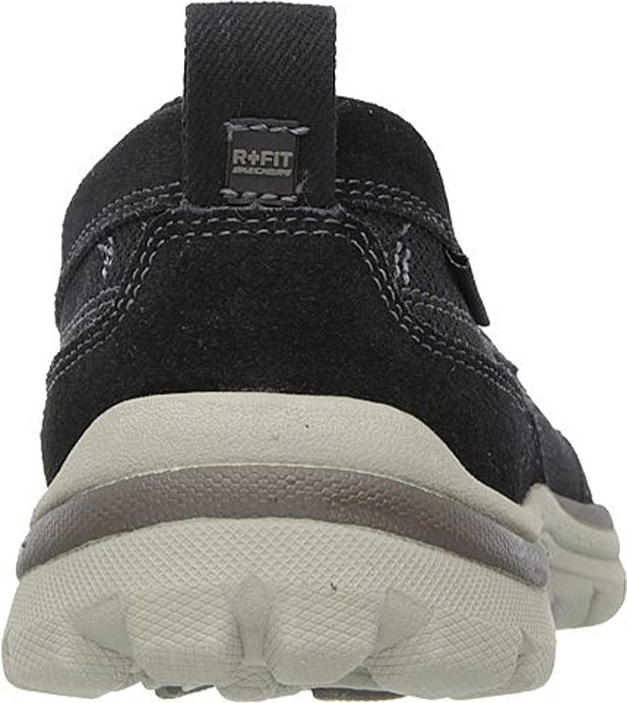 Men's Skechers Relaxed Fit Superior Milford, Black, large, image 4
