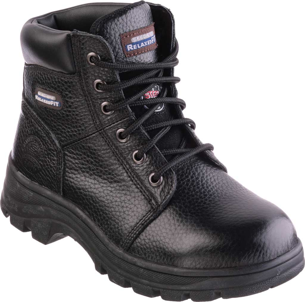 Women's Skechers Work Relaxed Fit Workshire Peril Steel Toe, , large, image 1