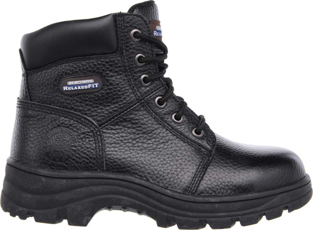 Women's Skechers Work Relaxed Fit Workshire Peril Steel Toe, , large, image 2