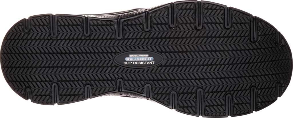 Men's Skechers Work Relaxed Fit Flex Advantage McAllen SR Slip On, , large, image 6