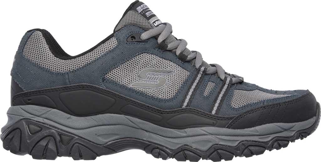 Men's Skechers After Burn Memory Fit Strike Off Sneaker, , large, image 2